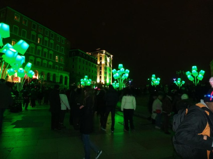 Light In Lyon 2012