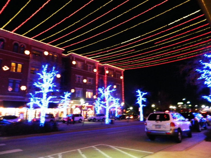 Frisco Christmas in the Square 2