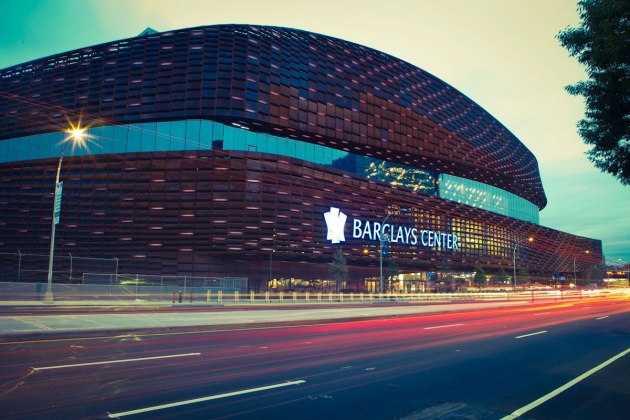Barclay's Center, Brooklyn