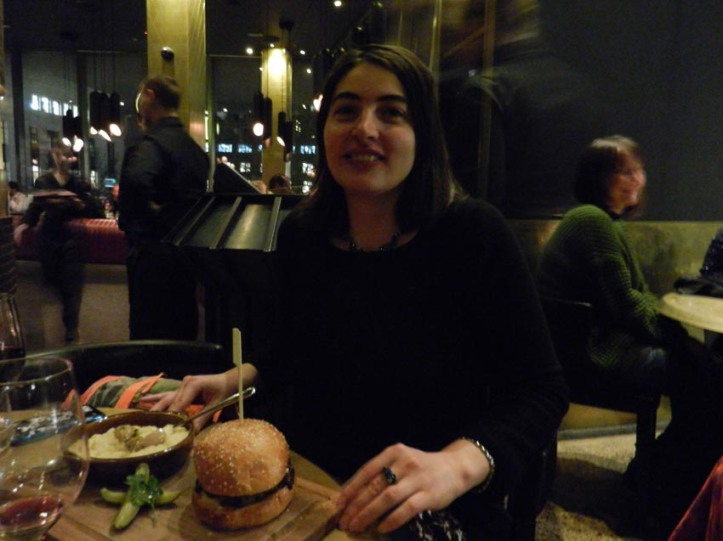 BARBECOA BURGER