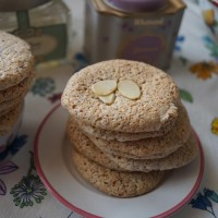 Downton Abbey Style English Macaroons