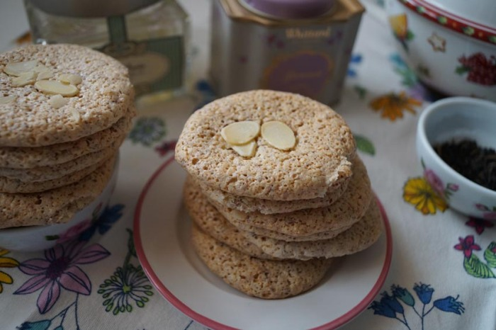 English Almond Macaroons