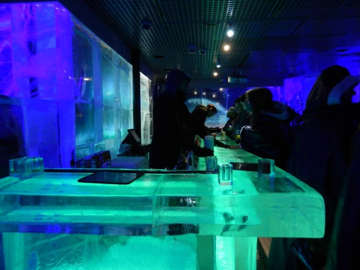 Ice Bar Londra