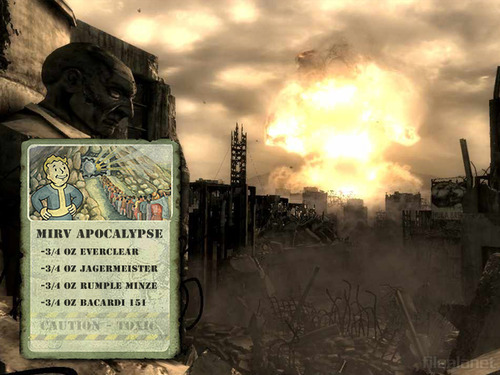 MIRV Apocalypse Fall Out 3