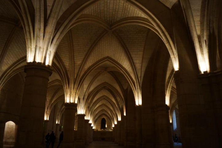 La Conciergerie, Paris, 2013