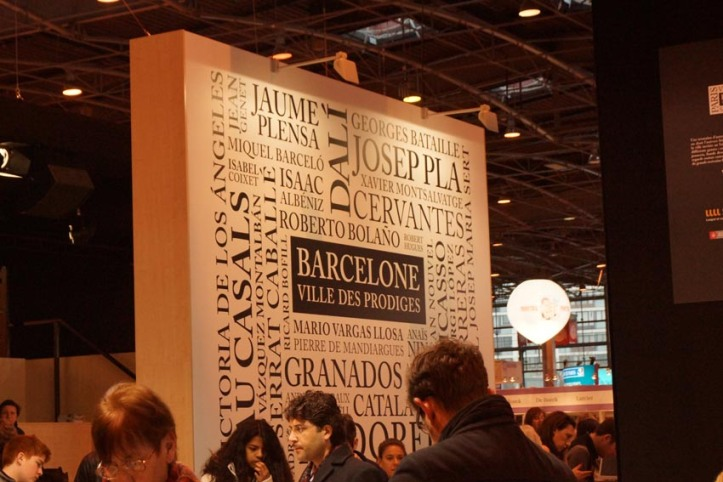 Salon du Livre - Paris 2013