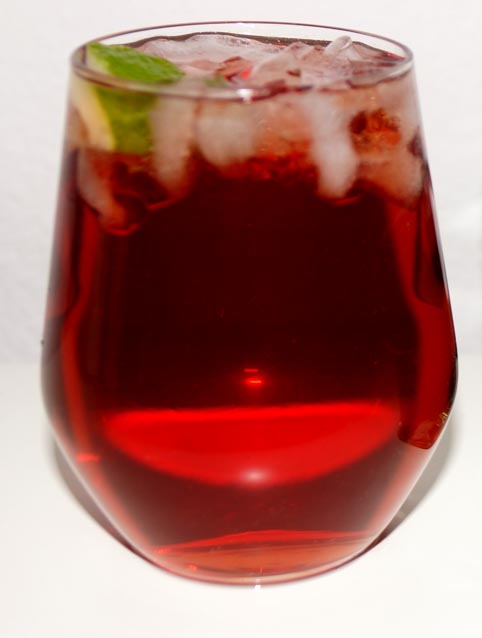 Scarlet O'Hara Cocktail