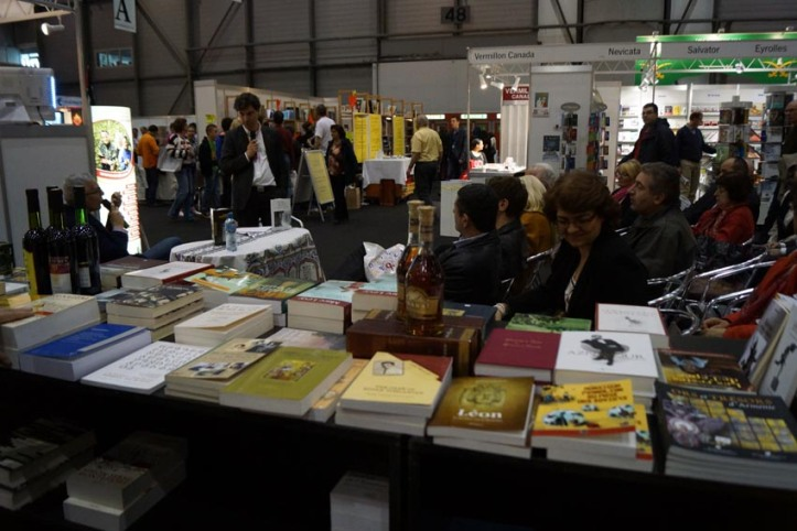 Geneva book and press fair 2013