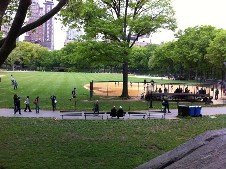 Central Park NYC 2011