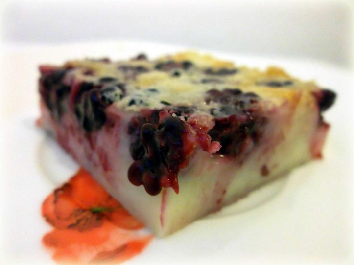 Europe Flavours - Clafoutis cu mure