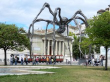 Maman in Geneva (Louise Bourgeois)