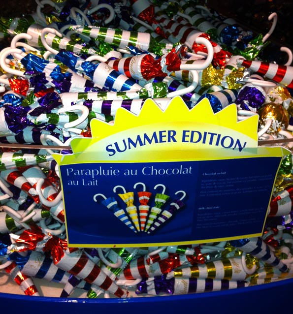 Lindt summer edition
