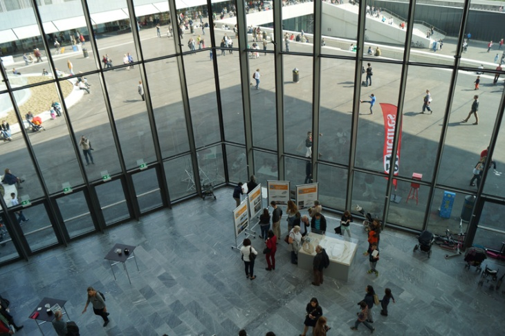 SwissTech Convention Center 2014