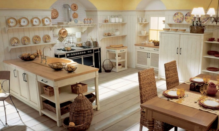 white-country-kitchen