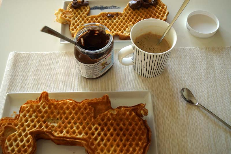 Moods of Norway Waffles
